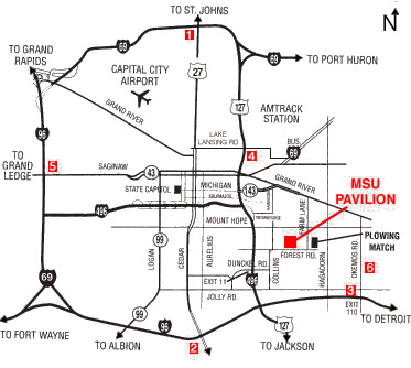 Map & Directions – MGLI